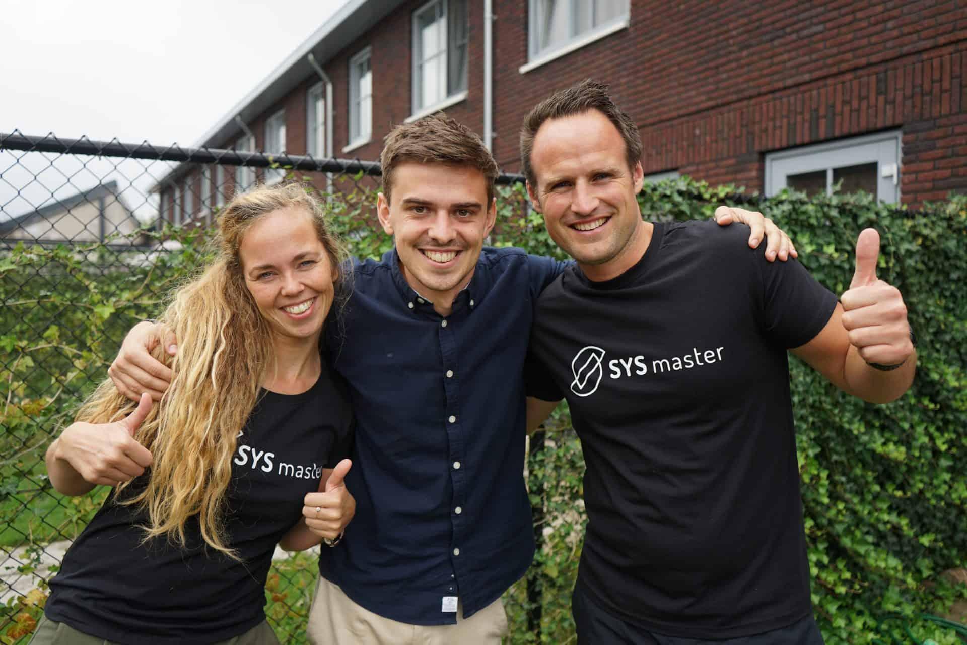 Henri, Roelofke & Maarten