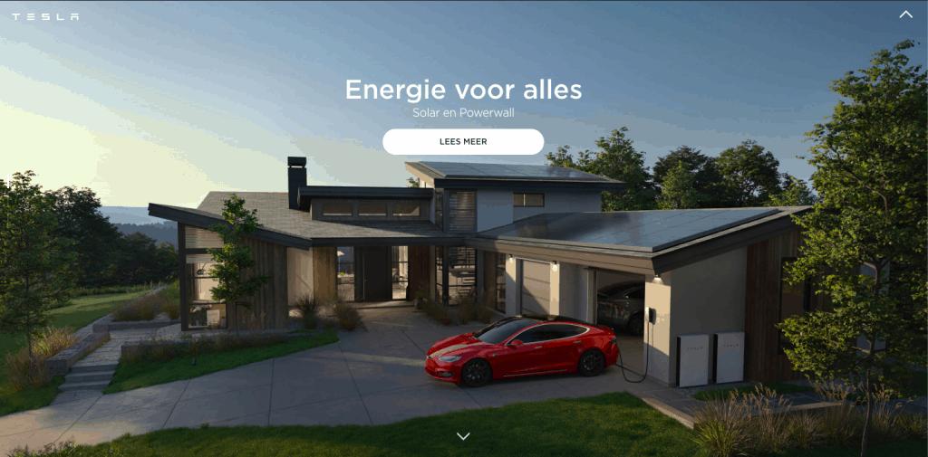 Tesla CTA informatie