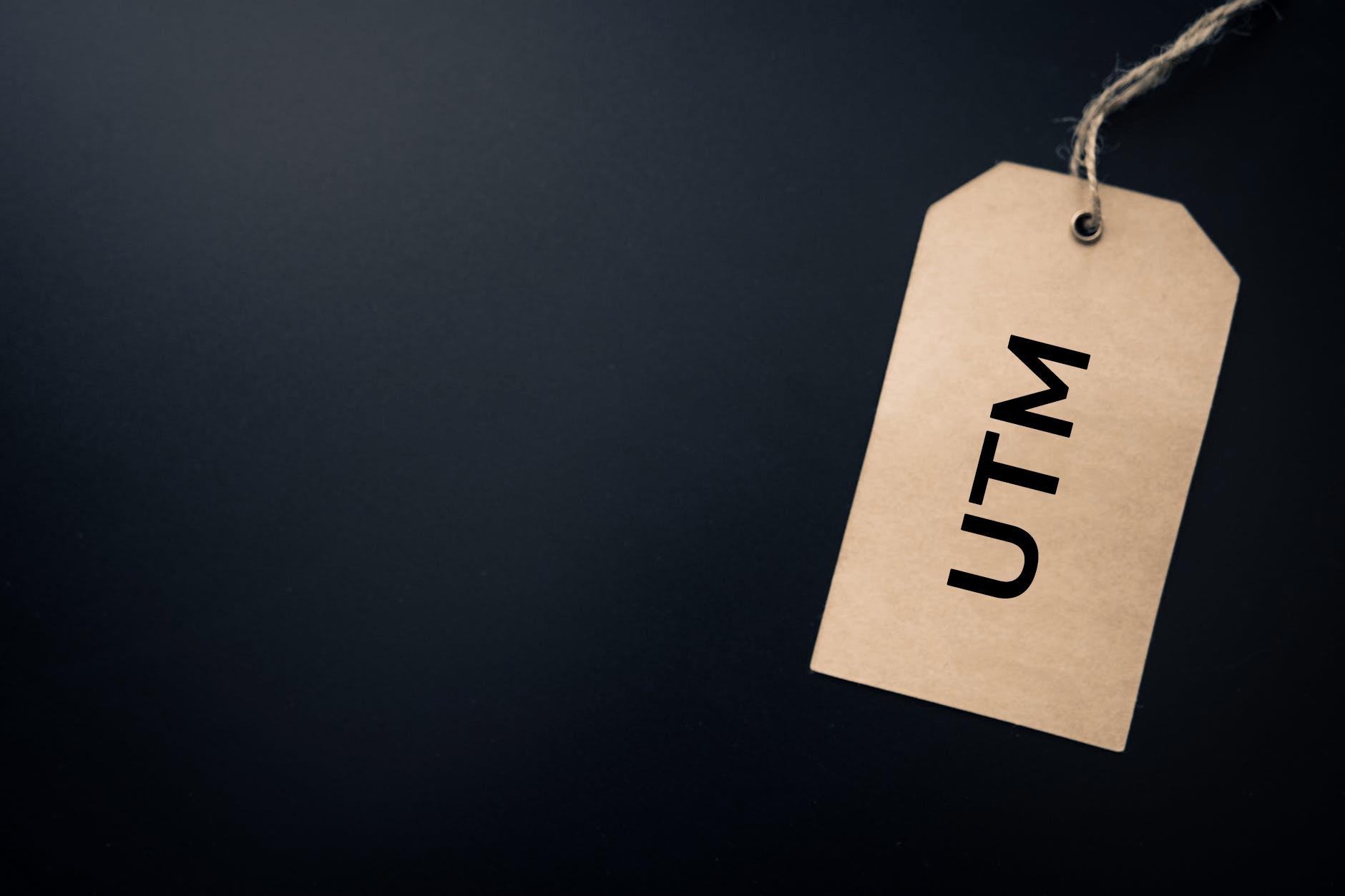 header UTM tags