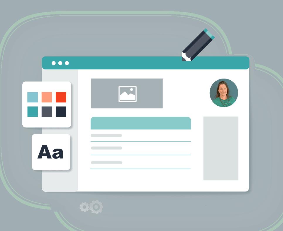 website design - gebruiksvriendelijke website