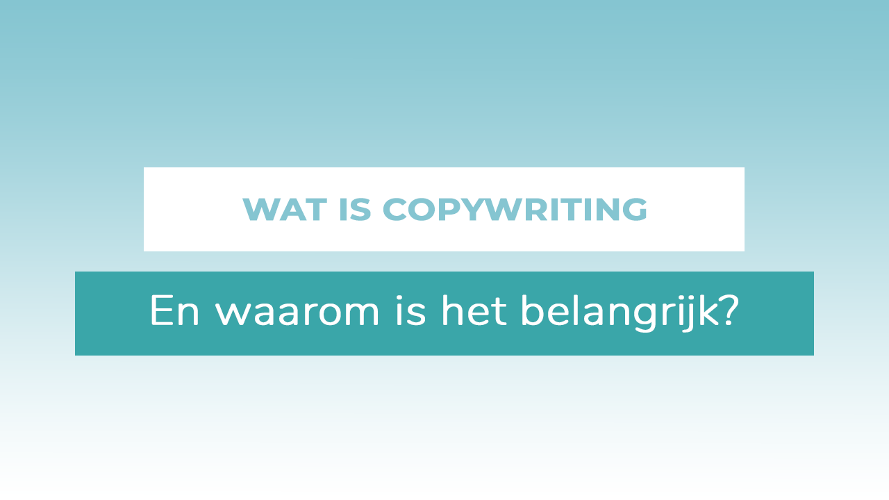 header copywriting