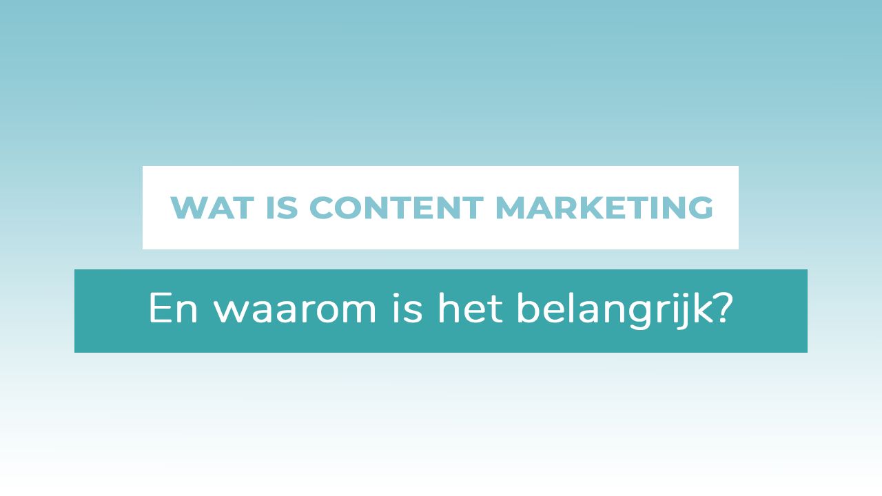 header content marketing