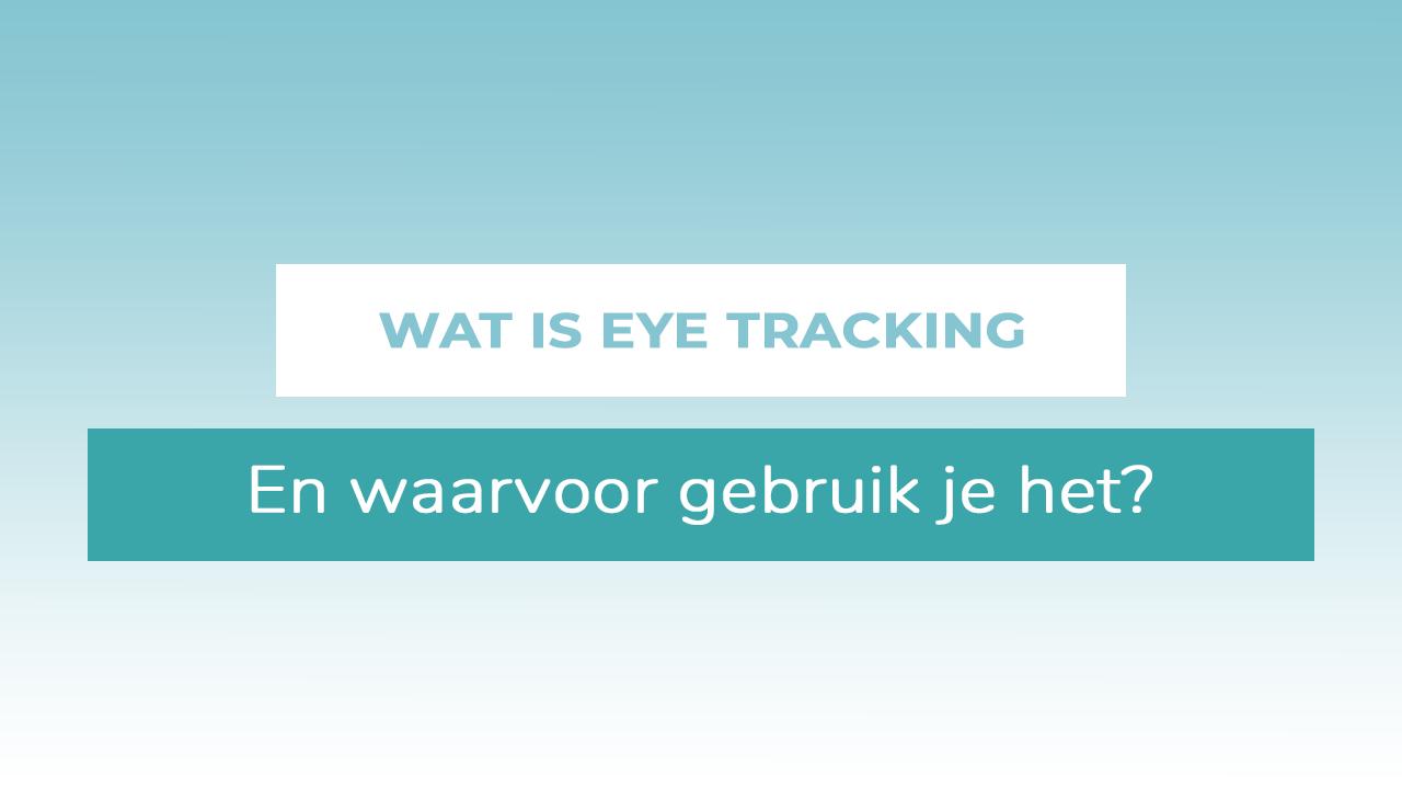 Header eye tracking