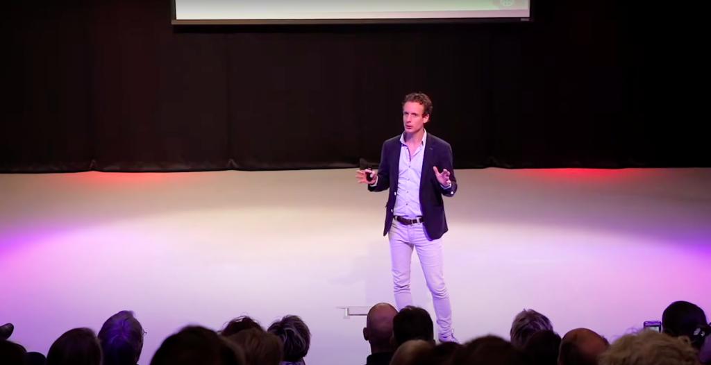 keynote Richard de Leth OERsterk