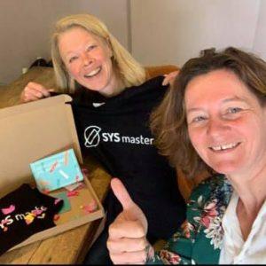 SYS-master Anne-Marije en Femke
